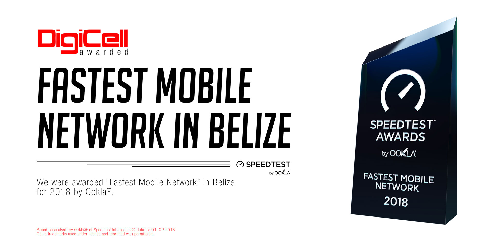 Fastest Mobile Network in Belize