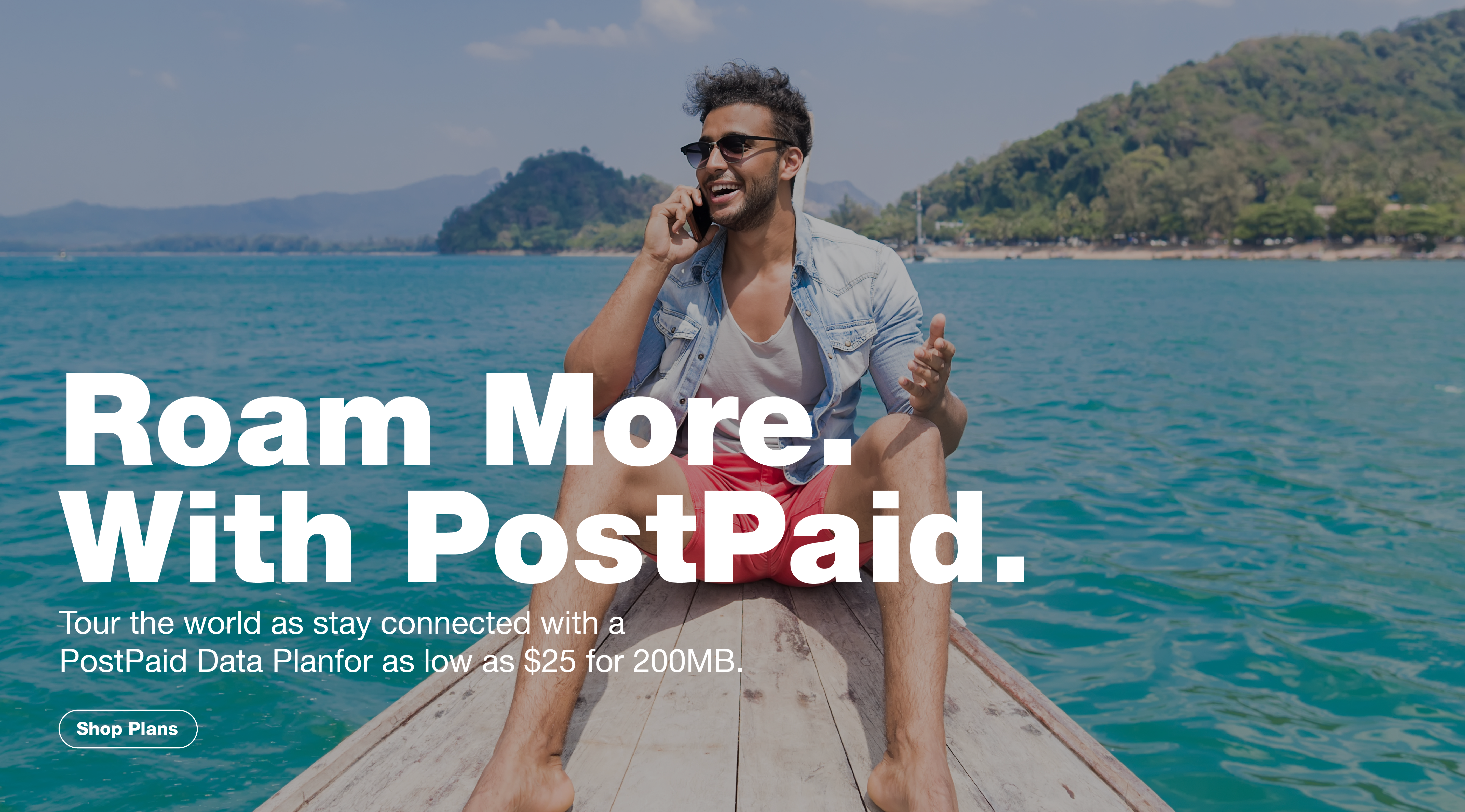 Roam More with PostPaid