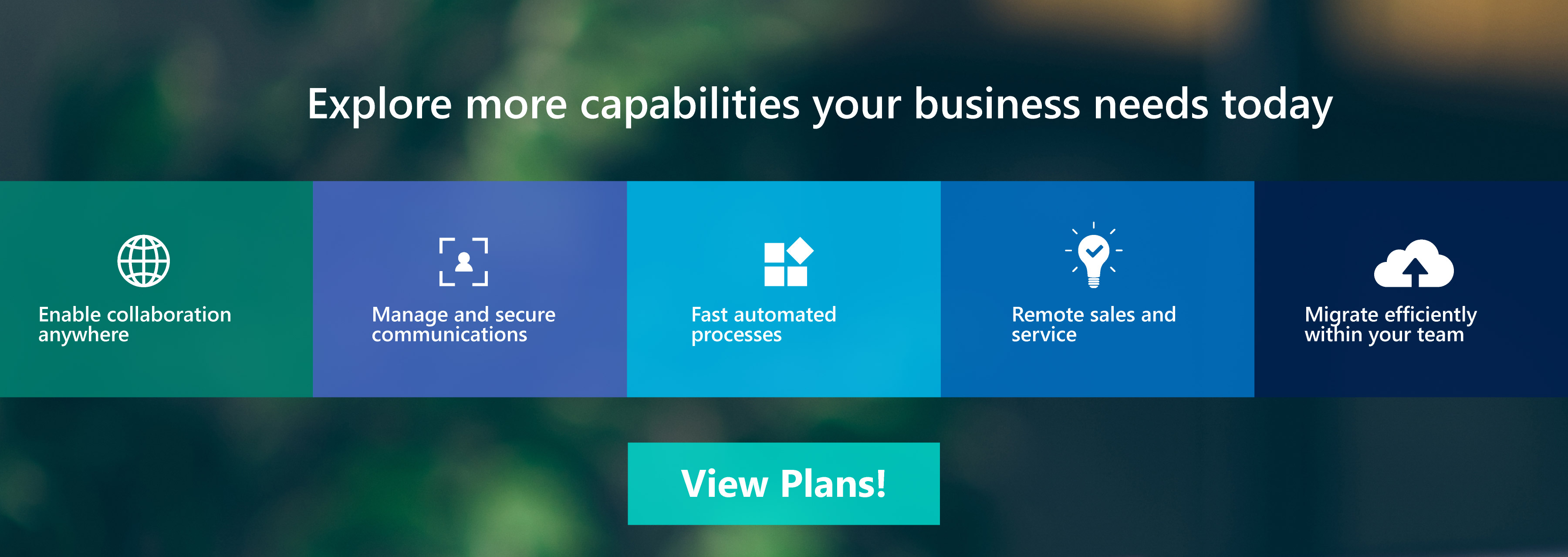 Microsoft Solutions - Products