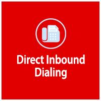 Direct Inbound Dialing