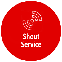Shout Service